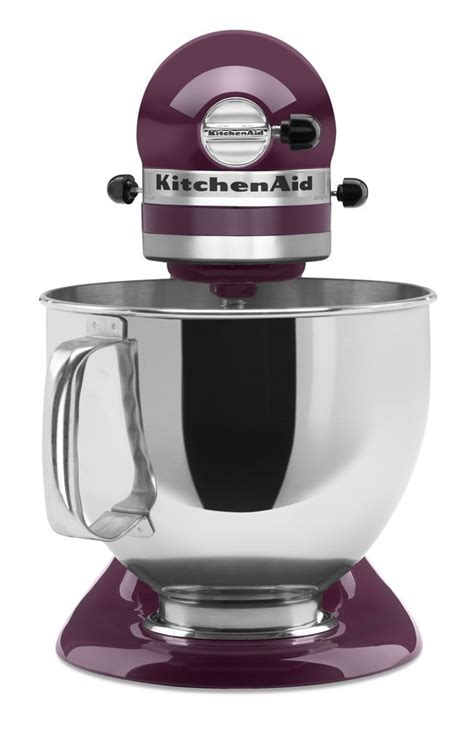 kitchenaid mixer colors kitchenaid 5 quart tilt head artisan series mixers variety of colors available