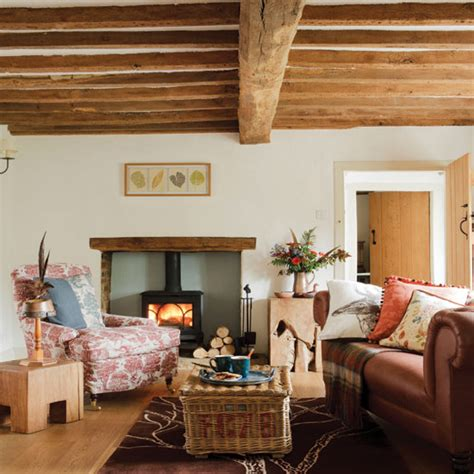 Cosy Living Room Ideas Uk by Cosy Country Living Room Living Room Ideal Home