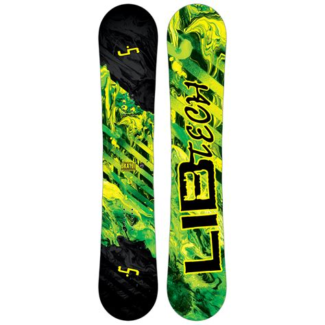 lip tech snowboard 2016 2017 lib tech skate banana yellow snowboard lib tech