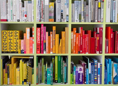ten ways to organize your bookshelf the millions