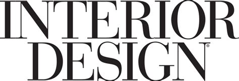interior design magazine logo interior design
