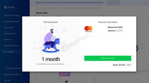 tutorial melakukan carding tutorial cara beli setapp gift card dengan debit macpoin