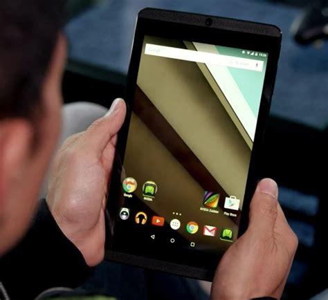 android 5 0 tablet nvidia shield tablet to get android 5 0 lollipop later this month notebookcheck net news