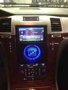 2007 Cadillac Cts Navigation System Replacing 2007 Escalade Ext Navigation System