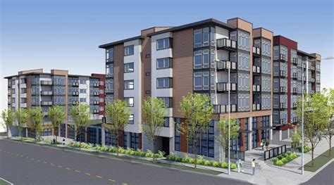 Apartment Builders Seattle Apartment Building Project Apartment Building Project