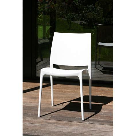chaise de jardin blanche 3135 emejing table et chaise de jardin blanche gallery