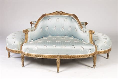 settees for sale on ebay what s the name of a circular bench in the middle