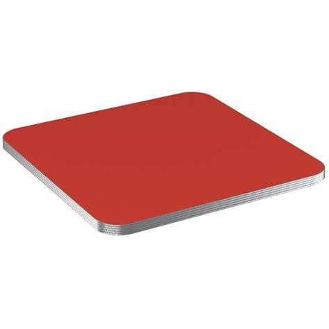 Aluminum Table Top by Aluminum Edge Laminate Table Top