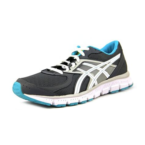 asics asics renovate mesh gray tennis shoe athletic