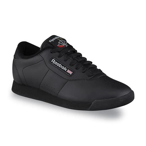 sears womens athletic shoes s reebok black shoes get classic comfort at sears