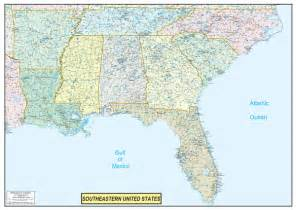 map southern eastern us reasons why living in the south is the best