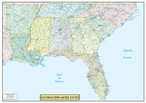 map of east coast southern states reasons why living in the south is the best