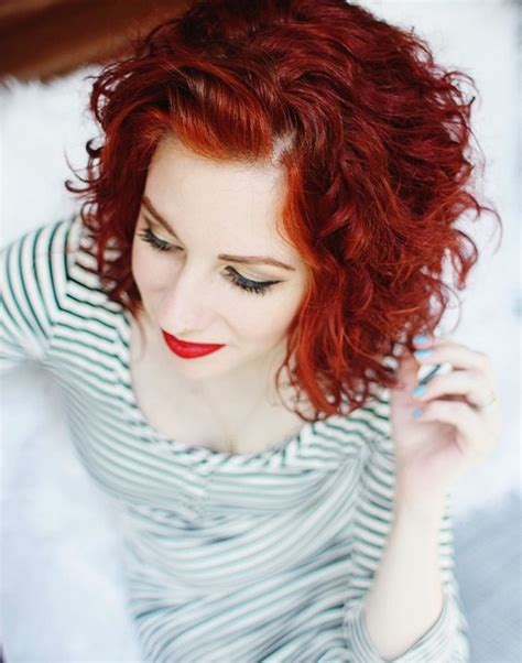haircuts for curly short hair 2015 trendy curly red hairstyles womens fave hairstyles