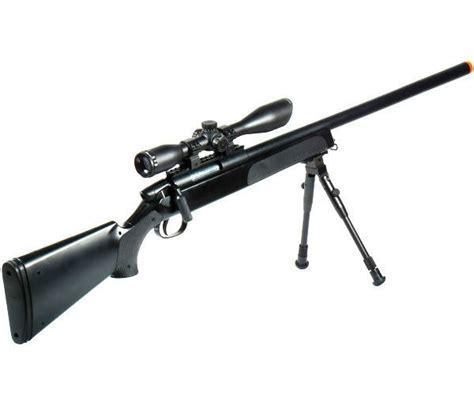 Airsoft Gun Sniper M700 new utg m24 m324 m700 metal airsoft sniper rifle gun black w 6mm bb ebay