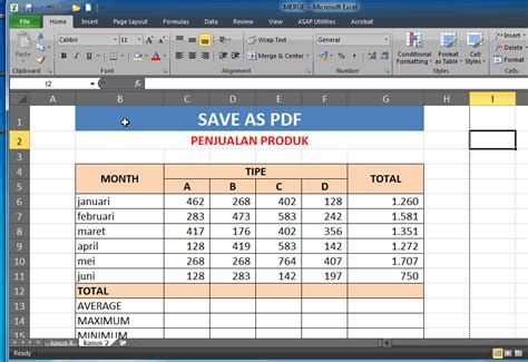 tutorial microsoft office excel 2010 pdf save as pdf in microsoft excel 2010 just click the picture