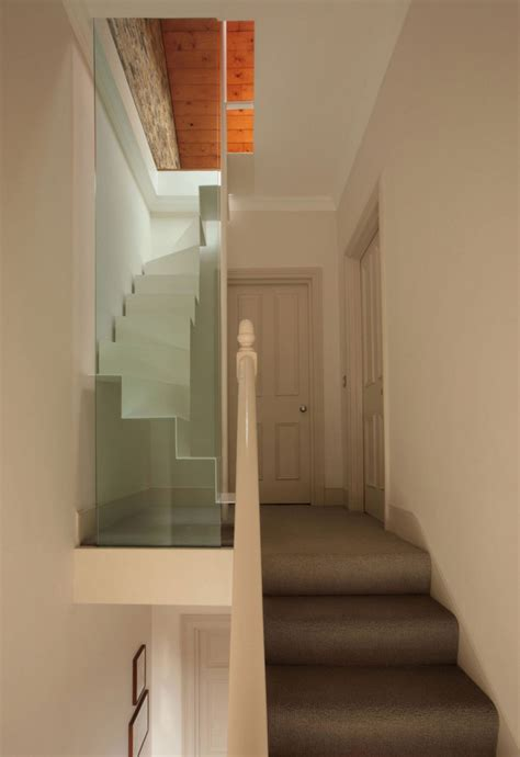 Stairs For Small Spaces Small Loft Stair Designs Studio Design Gallery