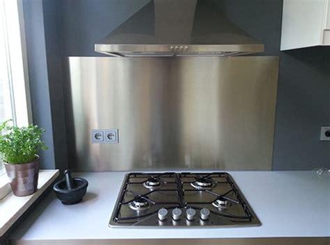 aluminium plaat keuken rvs plaat op maat geborsteld rvs 1 25mm dik rvs