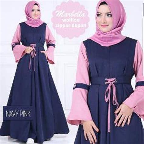 Baju Atasan Muslim Murah Gamis Murah Marbella Dres Green Lime jual baju muslim gamis murah dress murah marbella maxy di