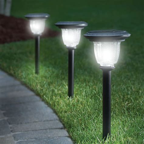 solar walkway lights best 25 walkway lights ideas on