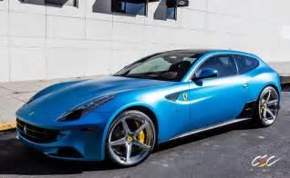 Blue Ff Spotlight Matte Blue Ff On Cec Wheels