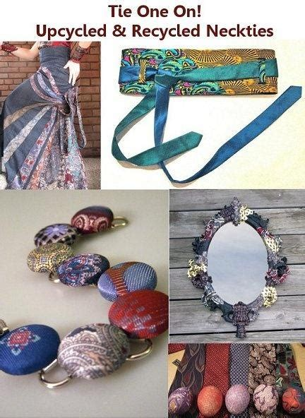 upcycled craft projects 1000 images about repurposed necktie creations on