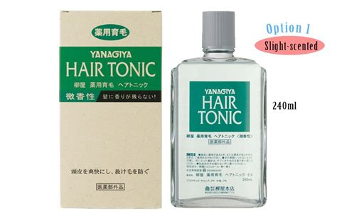 Kara Detox Scalp Tonic by Buy Restocked Japan Yanagiya Hair Tonic 240ml Scalp