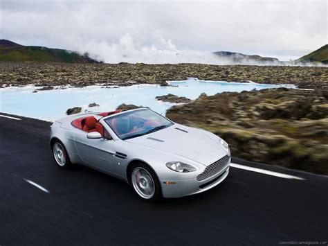 Aston Martin Vantage Roadster by Aston Martin V8 Vantage Roadster 2007 2017