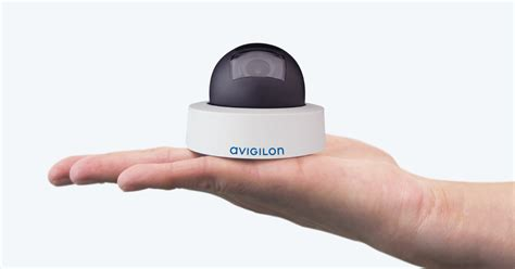 Cctv Avigilon new avigilon h4 mini ip cctv dome cameras cctv mag