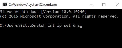 resetting windows sockets how to fix dns probe finished no internet geeks gyaan