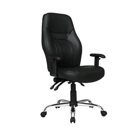Kursi Kantor Ergosit jual ergosit deluxe kursi kantor hitam harga kualitas terjamin blibli