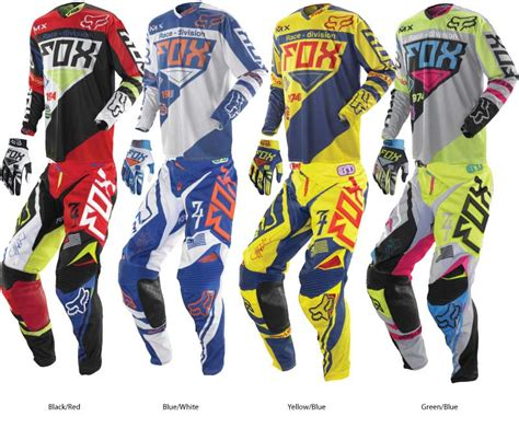 fox motocross gear combos fox 2014 360 intake jersey pant combo mx gear
