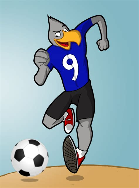 Futsal It S My futsal buitre by calick on deviantart