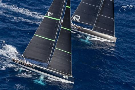 6879 Maxi Overall Inner maxi yacht rolex cup at yacht club costa smerelda overall