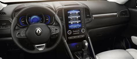 renault koleos 2017 interior renault koleos 2017 interior con pantalla touch autos