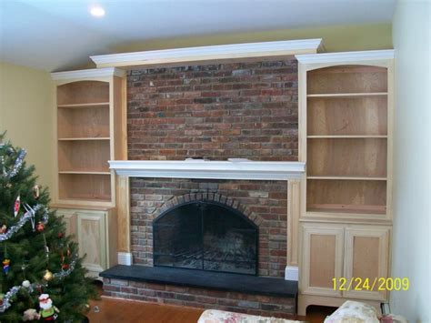 Built Ins Around Fireplace by Built Ins Around Fireplace Shelves