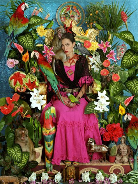 frida kahlo par frida mexique artisanat frida kahlo tableau vivant