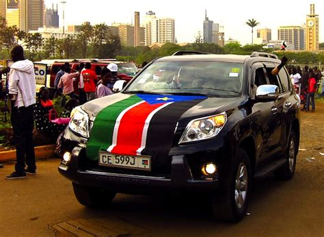 south sudan  toyota land cruiser  top sales