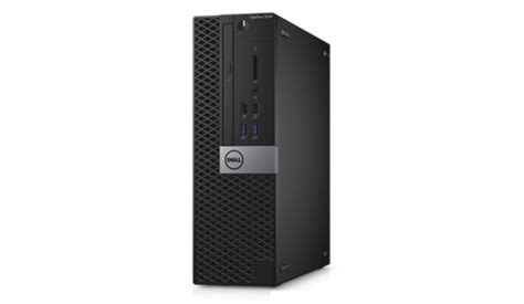 Desktop Dell Optiplex 3050sff dell optiplex 3050sff i3 7100 3 9ghz 4gb 1 desktop