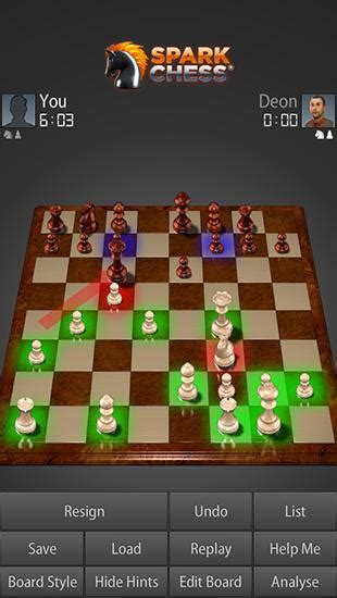 spark chess apk sparkchess for android free sparkchess apk mob org