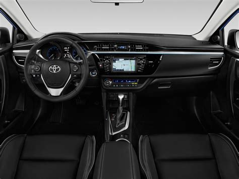 toyota corolla 2010 dashboard image 2016 toyota corolla 4 door sedan cvt s premium