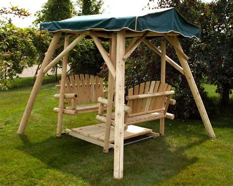 Canopy Glider Swing Plans Woodworking Projects Plans