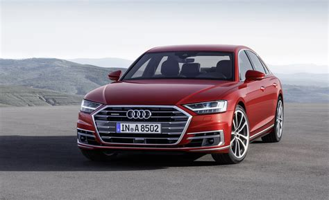 Audi In Hybrid 2020 by 2019 Audi A8 To Offer In Hybrid Version 48 Volt Mild