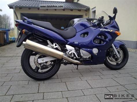 2004 Suzuki Motorcycle 2004 Suzuki Gsx 750