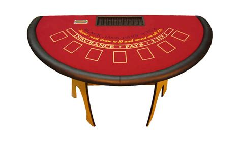 folding table made in usa h style folding blackjack table made in the usa for sale
