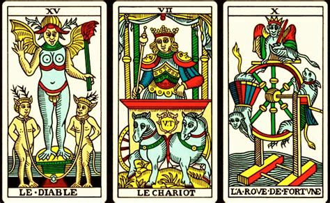 diferentes tiradas de tarot de marsella tarot de marsella tarot y brujeria