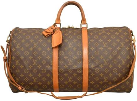 louis vuitton duffle keepall  bandouliere carry