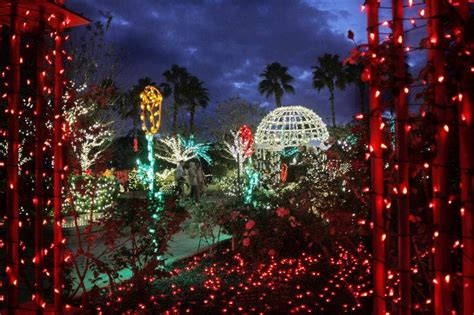 largo botanical gardens christmas lights florida botanical gardens lights up the holidays