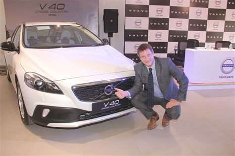 cheapest volvo car in india volvo v40 cross country petrol launched price features