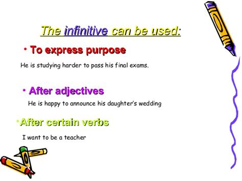 verb pattern intend verb patterns