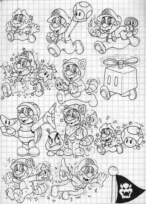 mario 3d world coloring page coloring pages mario 3d world coloring home